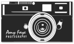 Camera Business Card Photography Examples of Professional Business Card Designs