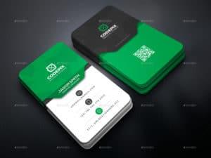 Design Studio Examples of Professional Business Card Designs