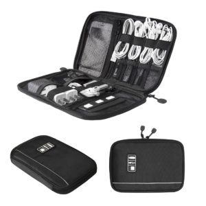 BAGSMART Travel Universal Cable Organizer Accessories Cases Awesome 2018 Gadgets to Bring in the New Year