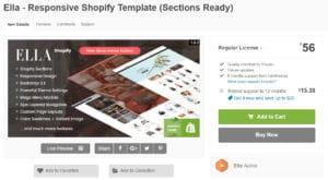 Ella Best Premium Shopify Themes